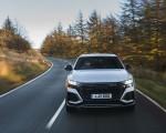 2020 Audi RS Q8 (UK-Spec) Front Wallpapers 150x120 (6)