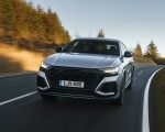 2020 Audi RS Q8 (UK-Spec) Front Wallpapers 150x120 (8)