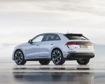 2020 Audi RS Q8 (UK-Spec) Rear Three-Quarter Wallpapers 150x120 (42)