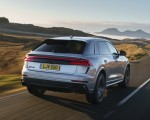 2020 Audi RS Q8 (UK-Spec) Rear Wallpapers 150x120 (16)