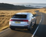 2020 Audi RS Q8 (UK-Spec) Rear Wallpapers 150x120 (10)