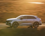 2020 Audi RS Q8 (UK-Spec) Side Wallpapers 150x120 (22)