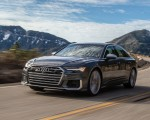 2020 Audi S6 (US-Spec) Front Three-Quarter Wallpapers 150x120 (3)