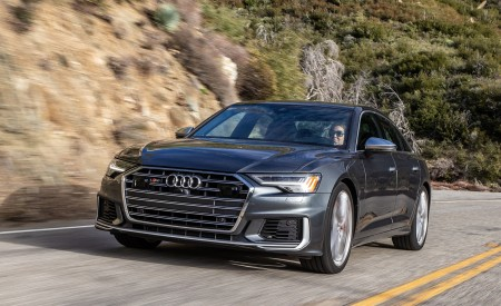 2020 Audi S6 (US-Spec) Wallpapers & HD Images