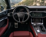 2020 Audi S6 (US-Spec) Interior Cockpit Wallpapers 150x120 (22)