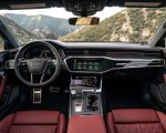 2020 Audi S6 (US-Spec) Interior Cockpit Wallpapers 150x120 (23)