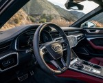 2020 Audi S6 (US-Spec) Interior Detail Wallpapers 150x120 (20)