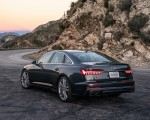 2020 Audi S6 (US-Spec) Rear Three-Quarter Wallpapers 150x120 (10)