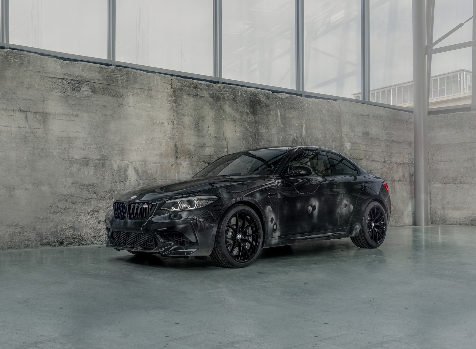 2020 BMW M2 Competition by FUTURA 2000 Front Three-Quarter Wallpapers (2)