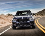 2020 BMW X5 M Competition (Color: Tanzanit Blue Metallic; US-Spec) Front Wallpapers 150x120 (4)