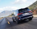 2020 BMW X5 M Competition (Color: Tanzanit Blue Metallic; US-Spec) Rear Wallpapers 150x120 (41)
