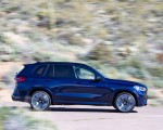 2020 BMW X5 M Competition (Color: Tanzanit Blue Metallic US-Spec) Side Wallpapers 150x120 (44)