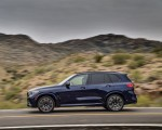 2020 BMW X5 M Competition (Color: Tanzanit Blue Metallic; US-Spec) Side Wallpapers 150x120 (43)