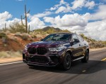 2020 BMW X6 M Competition (Color: Ametrine Metallic; US-Spec) Front Three-Quarter Wallpapers 150x120 (18)