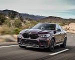 2020 BMW X6 M Competition (Color: Ametrine Metallic; US-Spec) Front Three-Quarter Wallpapers 150x120 (39)