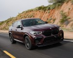 2020 BMW X6 M Competition (Color: Ametrine Metallic; US-Spec) Front Three-Quarter Wallpapers 150x120 (27)