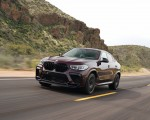 2020 BMW X6 M Competition (Color: Ametrine Metallic; US-Spec) Front Three-Quarter Wallpapers 150x120 (20)