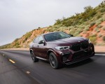 2020 BMW X6 M Competition (Color: Ametrine Metallic; US-Spec) Front Three-Quarter Wallpapers 150x120 (28)