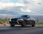 2020 BMW X6 M Competition (Color: Ametrine Metallic; US-Spec) Front Three-Quarter Wallpapers 150x120 (22)