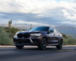 2020 BMW X6 M Competition (Color: Ametrine Metallic; US-Spec) Front Three-Quarter Wallpapers 150x120 (23)