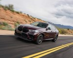 2020 BMW X6 M Competition (Color: Ametrine Metallic; US-Spec) Front Three-Quarter Wallpapers 150x120 (13)