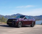 2020 BMW X6 M Competition (Color: Ametrine Metallic; US-Spec) Front Three-Quarter Wallpapers 150x120 (6)