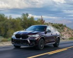 2020 BMW X6 M Competition (Color: Ametrine Metallic; US-Spec) Front Three-Quarter Wallpapers 150x120 (15)