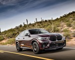 2020 BMW X6 M Competition (Color: Ametrine Metallic; US-Spec) Front Three-Quarter Wallpapers 150x120 (45)