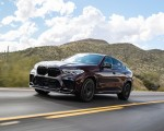 2020 BMW X6 M Competition (Color: Ametrine Metallic; US-Spec) Front Three-Quarter Wallpapers 150x120 (16)