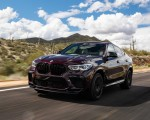2020 BMW X6 M Competition (Color: Ametrine Metallic; US-Spec) Front Three-Quarter Wallpapers 150x120 (17)