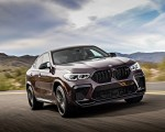2020 BMW X6 M Competition (Color: Ametrine Metallic; US-Spec) Front Three-Quarter Wallpapers 150x120 (46)