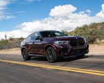 2020 BMW X6 M Competition (Color: Ametrine Metallic; US-Spec) Front Three-Quarter Wallpapers 150x120 (31)