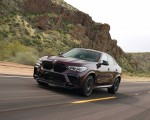 2020 BMW X6 M Competition (Color: Ametrine Metallic; US-Spec) Front Three-Quarter Wallpapers 150x120 (26)