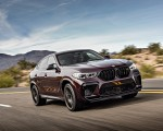 2020 BMW X6 M Competition (Color: Ametrine Metallic; US-Spec) Front Three-Quarter Wallpapers 150x120 (1)