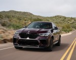 2020 BMW X6 M Competition (Color: Ametrine Metallic; US-Spec) Front Wallpapers 150x120 (2)