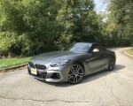 2020 BMW Z4 M40i Roadster (Color: Frozen Grey Metallic) Front Three-Quarter Wallpapers 150x120 (38)