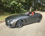2020 BMW Z4 M40i Roadster (Color: Frozen Grey Metallic) Front Three-Quarter Wallpapers 150x120 (39)