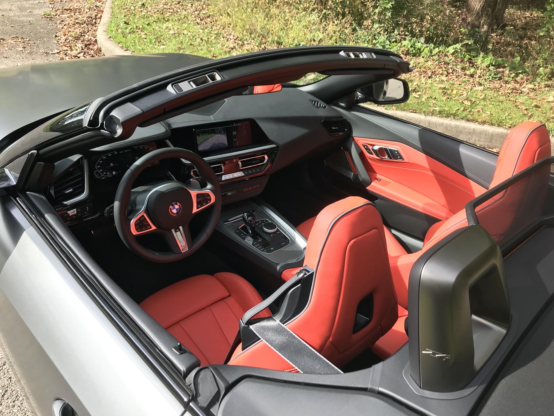 2020 BMW Z4 Configurations