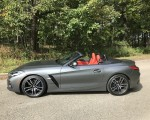2020 BMW Z4 M40i Roadster (Color: Frozen Grey Metallic) Side Wallpapers 150x120 (40)