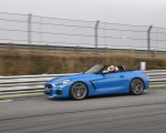2020 BMW Z4 M40i Roadster (Color: Misano Blue Metallic) Front Three-Quarter Wallpapers 150x120 (6)