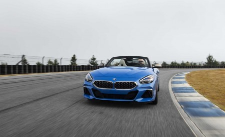 2020 BMW Z4 M40i Roadster Wallpapers HD