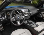 2020 BMW Z4 M40i Roadster (Color: Misano Blue Metallic) Interior Cockpit Wallpapers 150x120 (35)