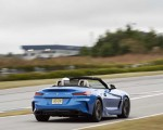 2020 BMW Z4 M40i Roadster (Color: Misano Blue Metallic) Rear Three-Quarter Wallpapers 150x120 (10)