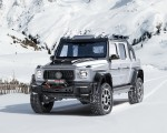 2020 BRABUS 800 Adventure XLP based on Mercedes-AMG G 63 Front Three-Quarter Wallpapers 150x120 (3)