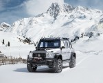 2020 BRABUS 800 Adventure XLP based on Mercedes-AMG G 63 Front Three-Quarter Wallpapers 150x120 (2)