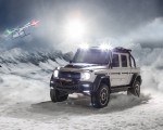 2020 BRABUS 800 Adventure XLP based on Mercedes-AMG G 63 Front Three-Quarter Wallpapers 150x120 (1)