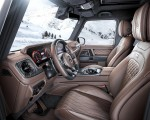 2020 BRABUS 800 Adventure XLP based on Mercedes-AMG G 63 Interior Front Seats Wallpapers 150x120 (21)