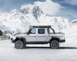 2020 BRABUS 800 Adventure XLP based on Mercedes-AMG G 63 Side Wallpapers 150x120 (7)