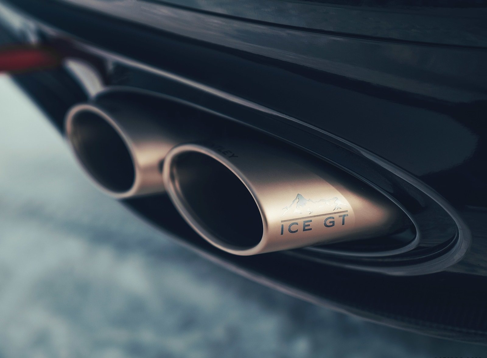 2020 Bentley Continental GT GP Ice Race Exhaust Wallpapers (8)