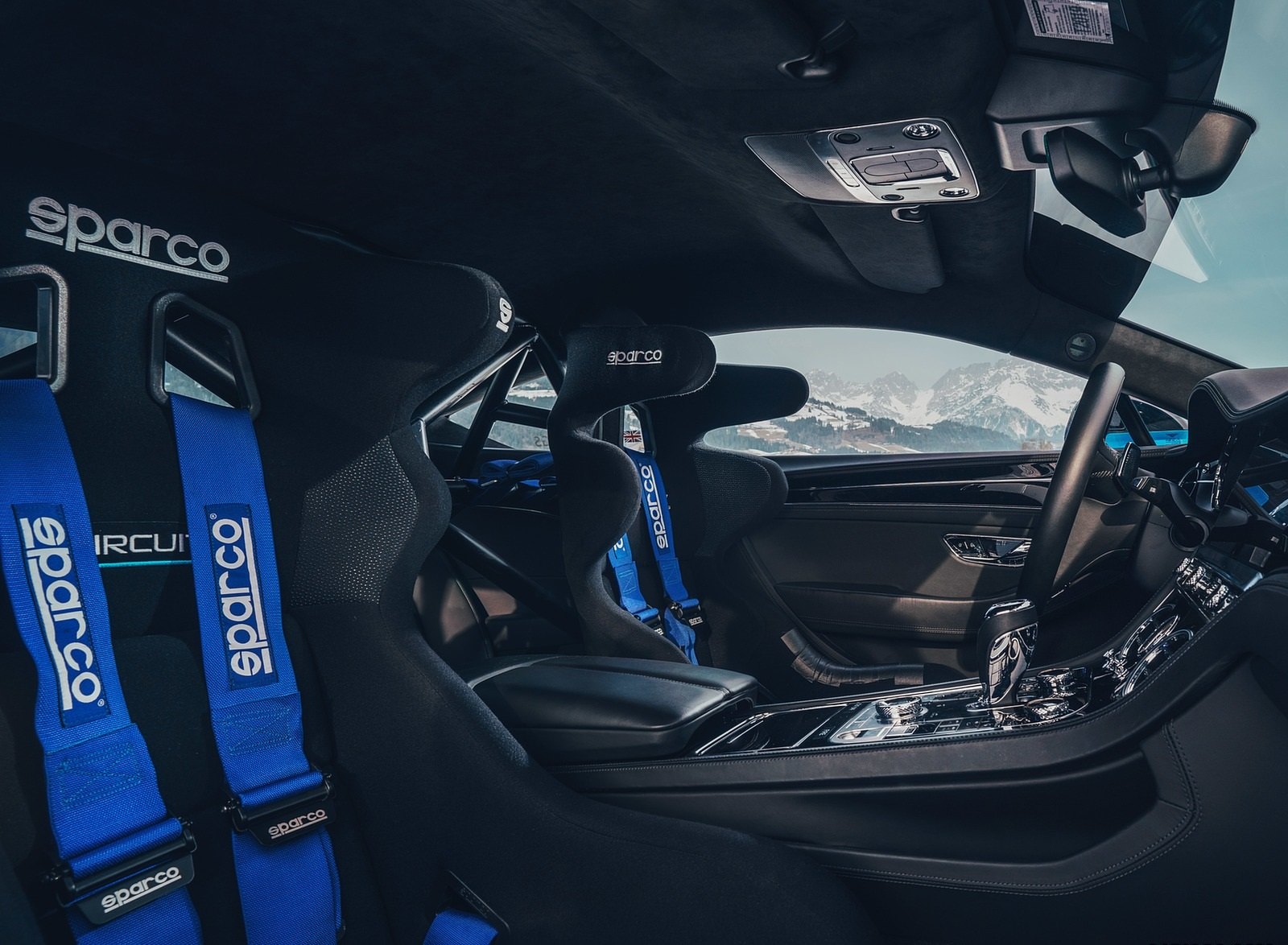 2020 Bentley Continental GT GP Ice Race Interior Wallpapers (9)